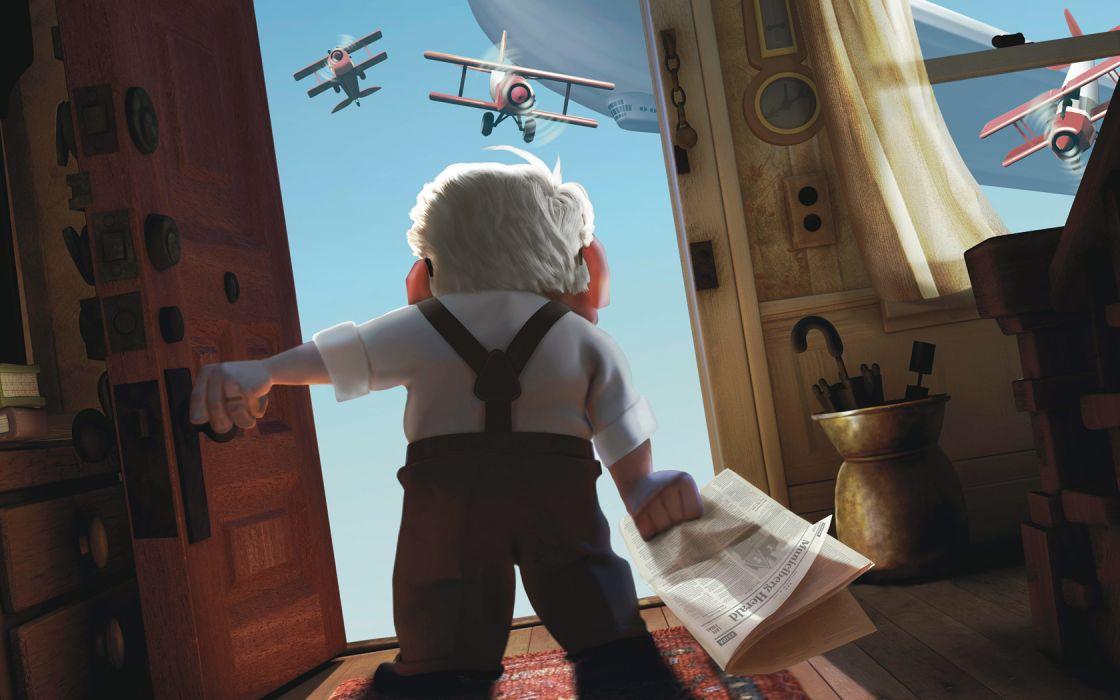 Pixar Up (movie) wallpaper