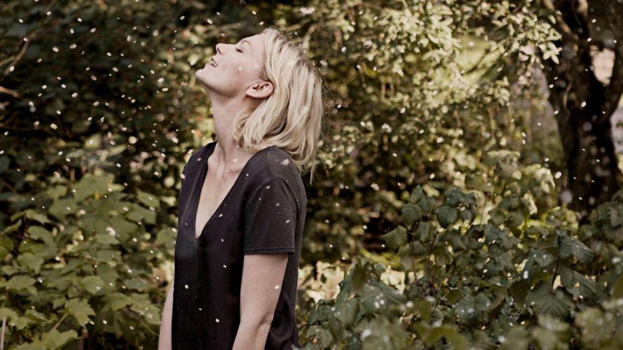 women Kirsten Dunst Melancholia (movie) wallpaper