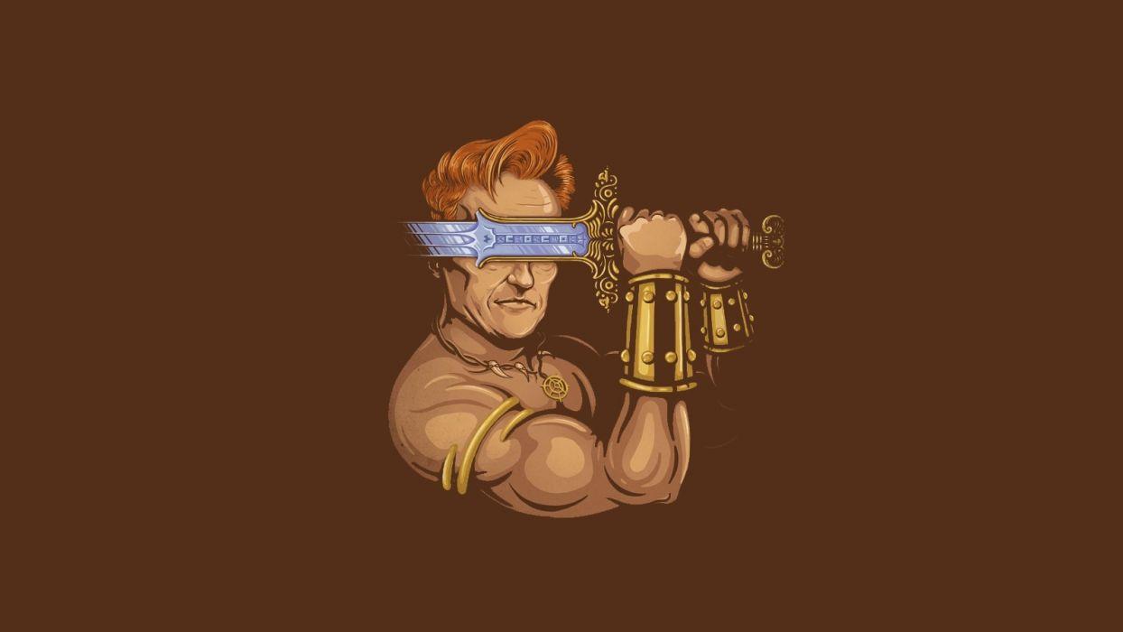 Conan OBrien wallpaper