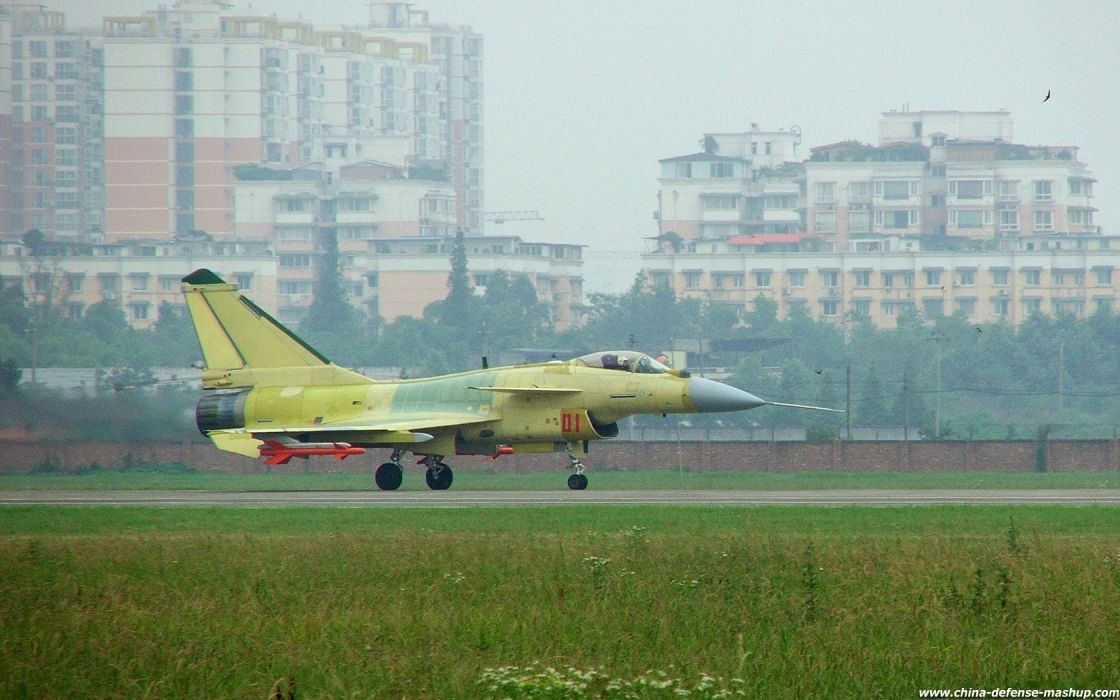 aircraft military Chinese j-10 airfield wallpaper