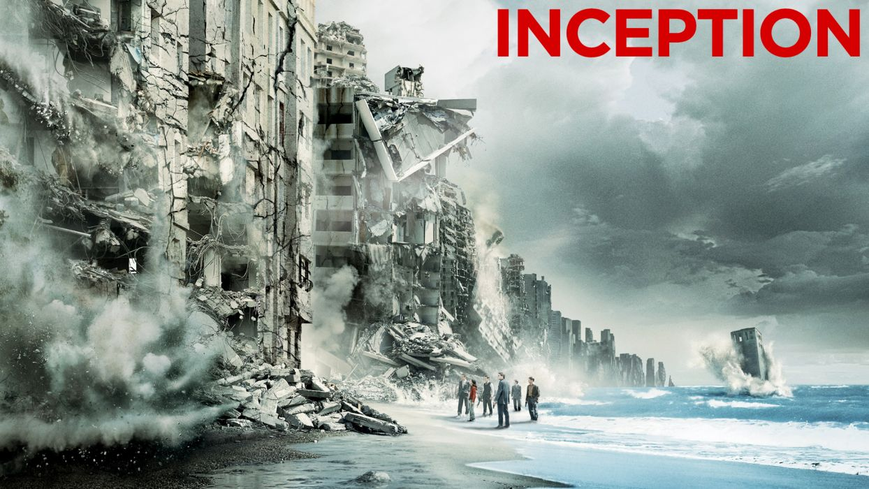 movies Inception wallpaper