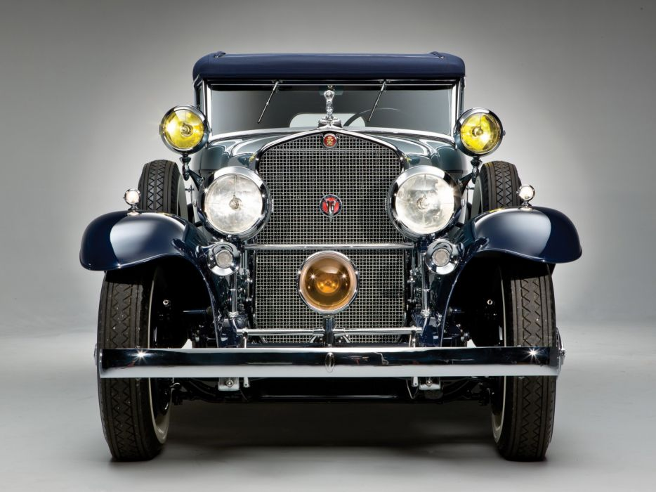cars vehicles Cadillac convertible front view classic cars vintage car wallpaper