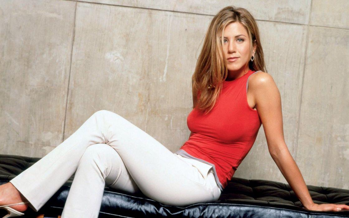 women actress Jennifer Aniston photo shoot models wallpaper