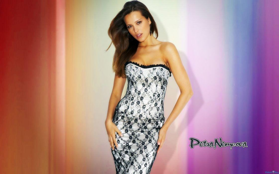 women models Petra Nemcova wallpaper