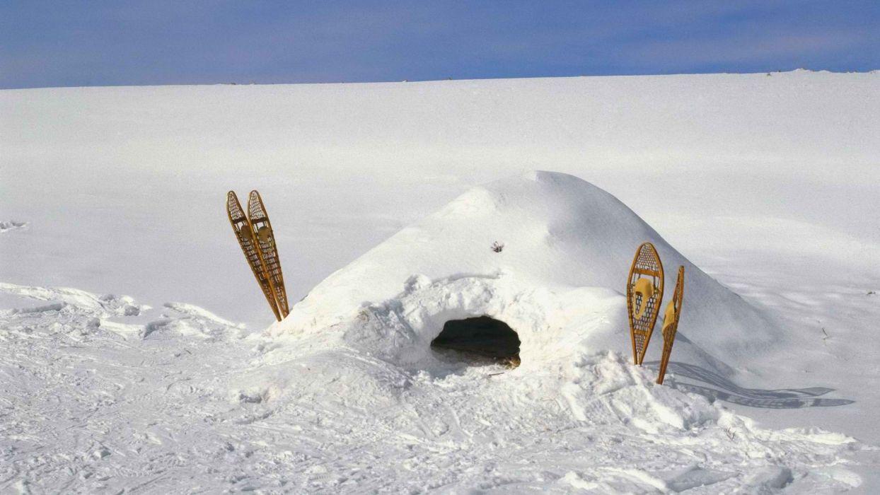 nature snow Minnesota Dodge wallpaper