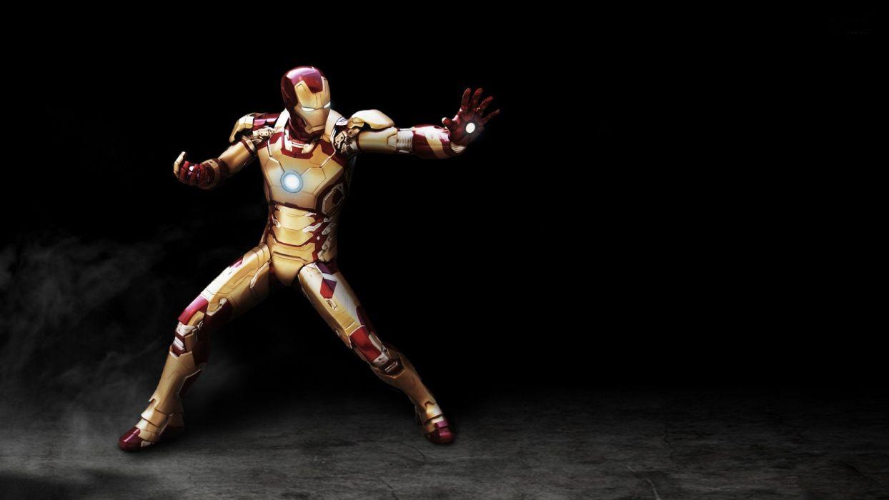 Iron Man Iron Man 3 Mark 42 wallpaper