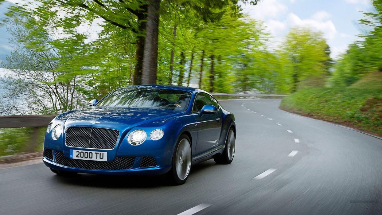 cars Bentley speed wallpaper