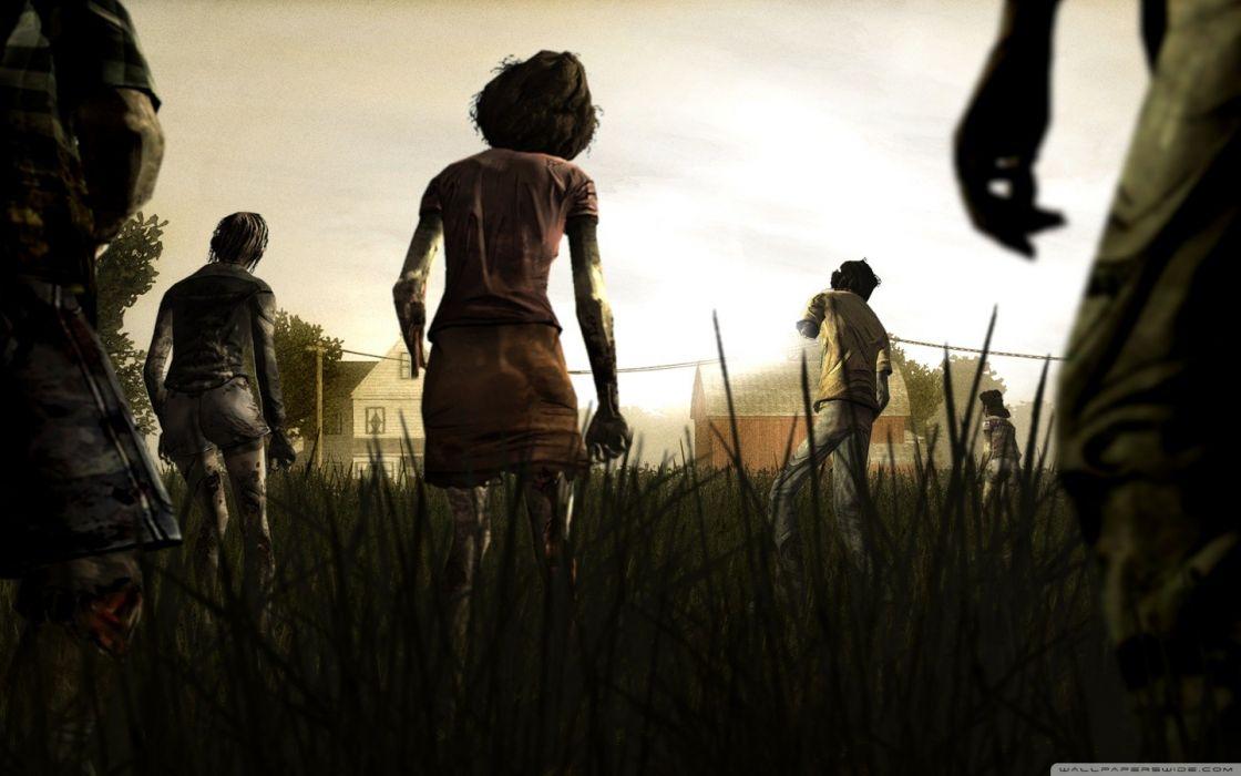 The Walking Dead wallpaper