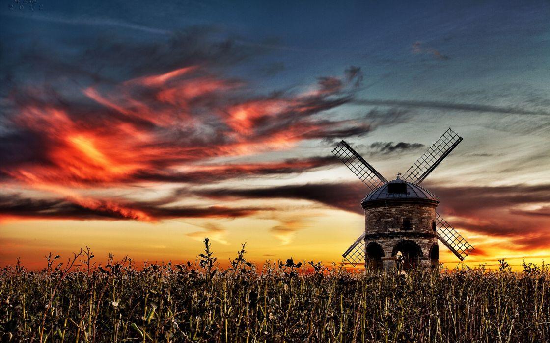 Wind Mills wallpaper