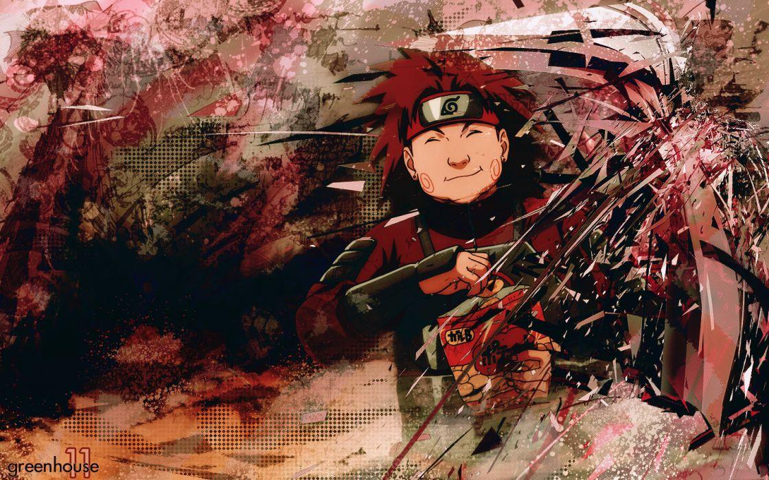 Naruto: Shippuden Choji Akimichi wallpaper