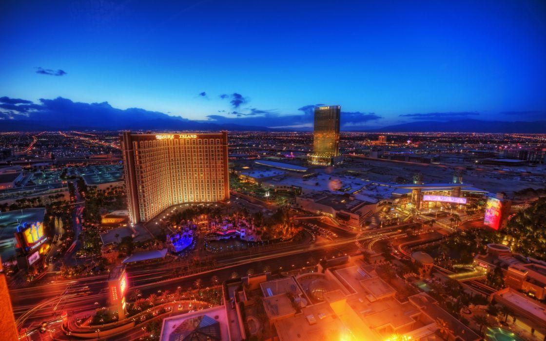 cityscapes Las Vegas Las Vegas Strip wallpaper