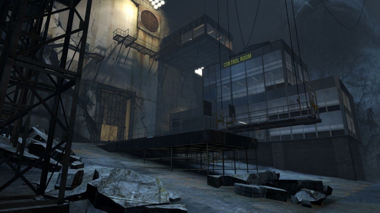 video games Valve Corporation Portal Portal 2 games wallpaper