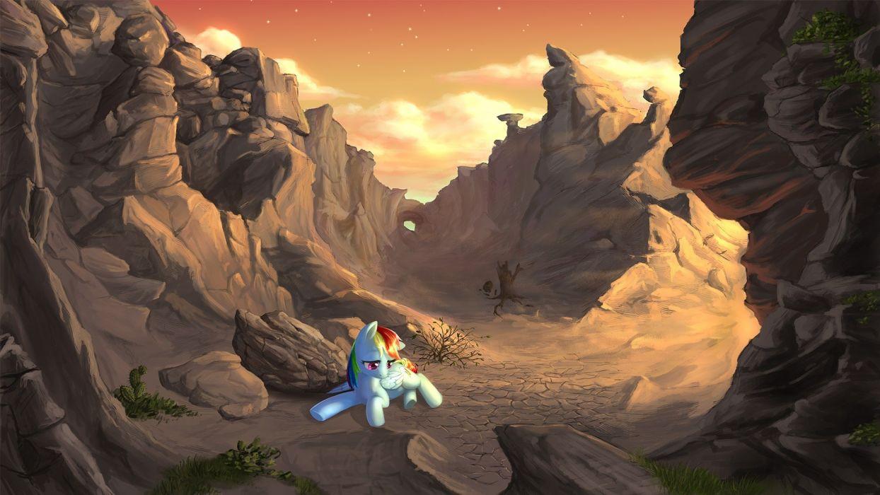 pegasus My Little Pony Rainbow Dash My Little Pony: Friendship is Magic wallpaper