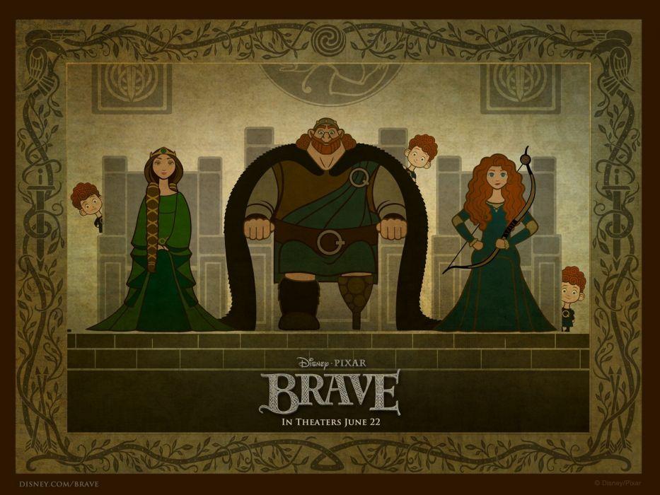 movies Brave wallpaper