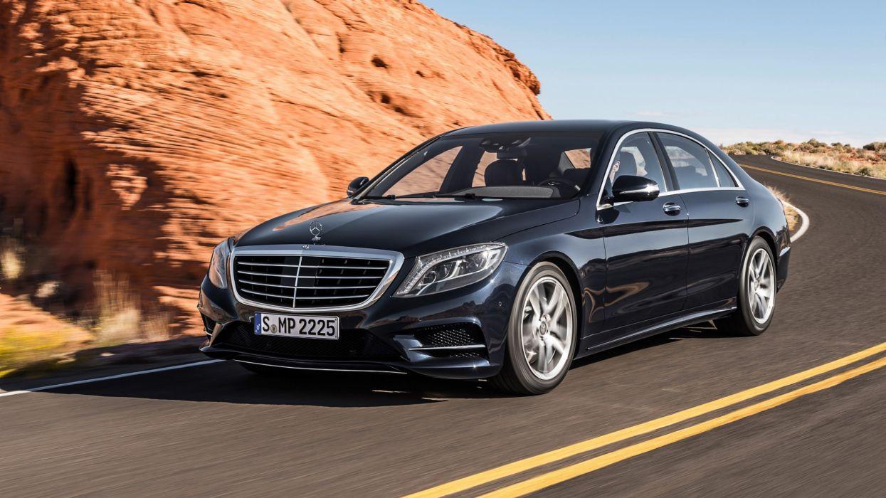 cars s class Mercedes Benz wallpaper