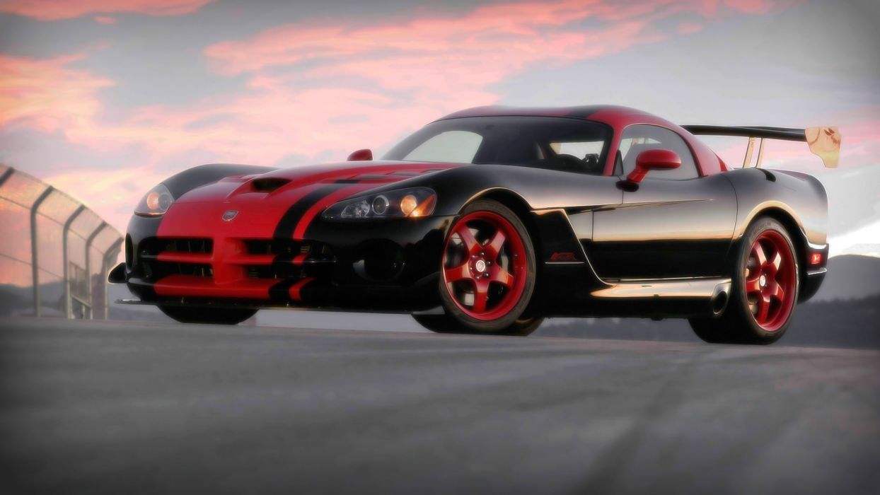 cars Dodge Dodge Viper Dodge Viper SRT-10 ACR wallpaper