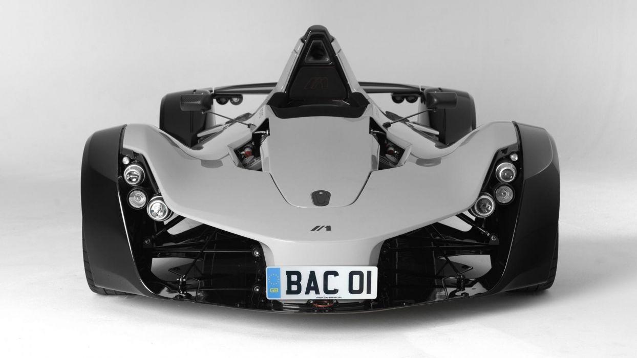 cars BAC mono wallpaper
