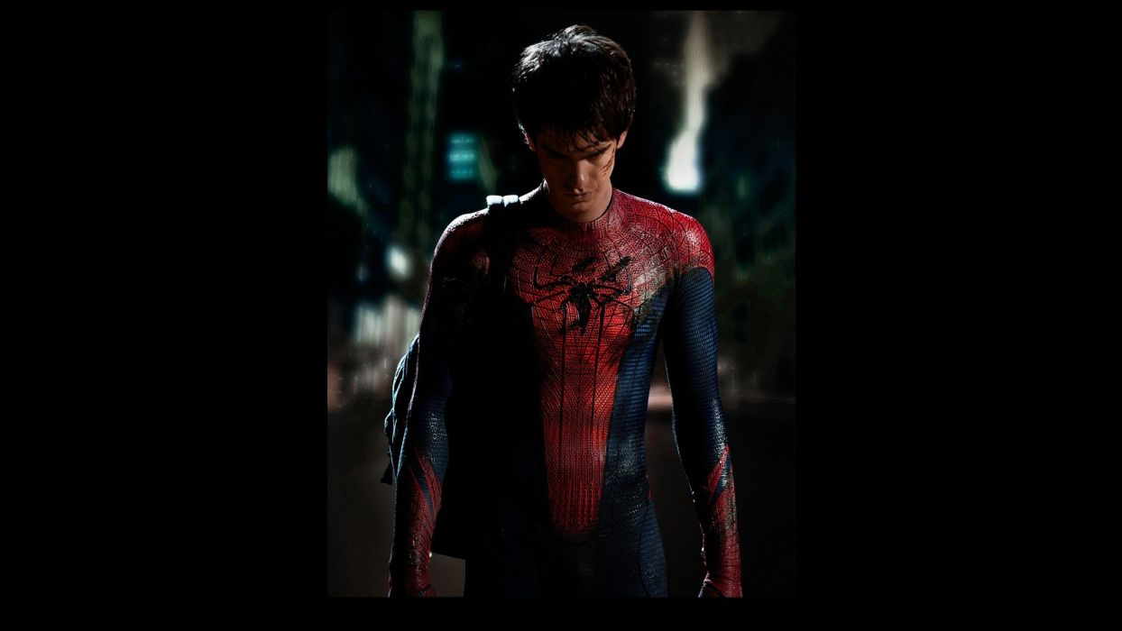 movies Spider-Man heroes Peter Parker Andrew Garfield The Amazing Spider-man wallpaper