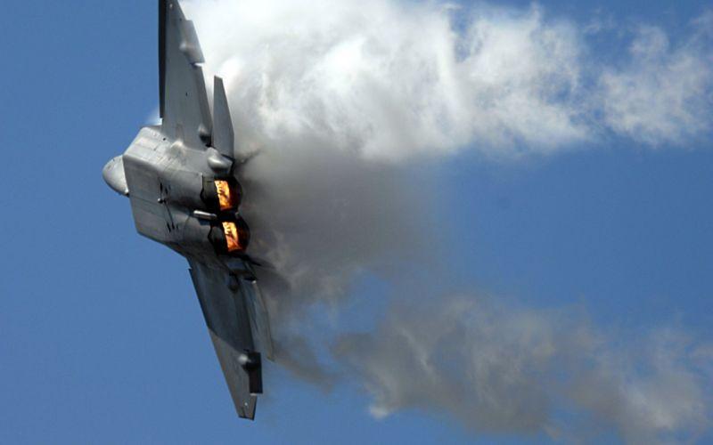 aircraft F-22 Raptor wallpaper