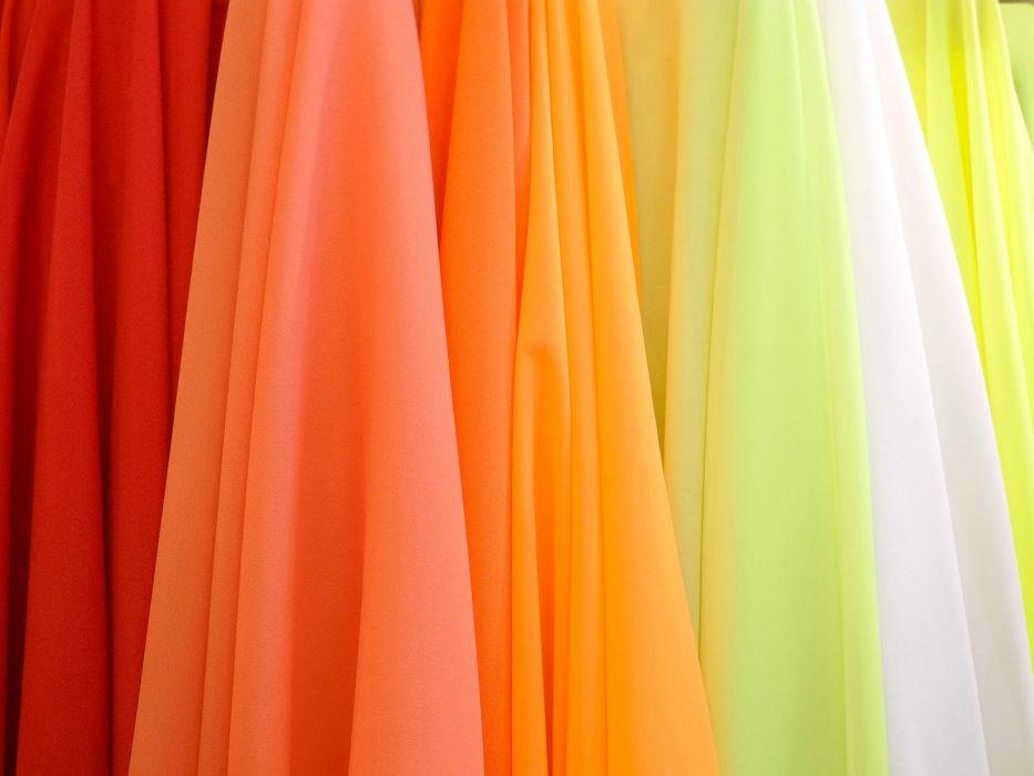 fashion rainbows colors fabrics wallpaper
