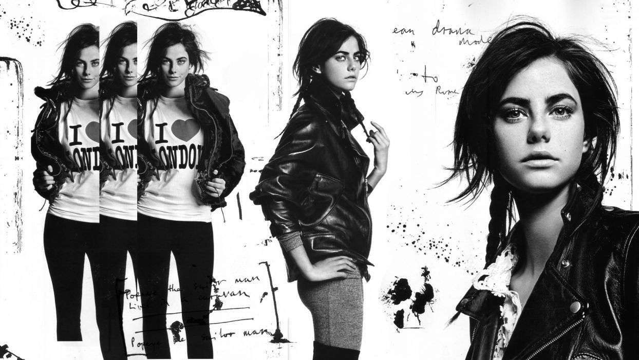 Skins (TV) Kaya Scodelario wallpaper