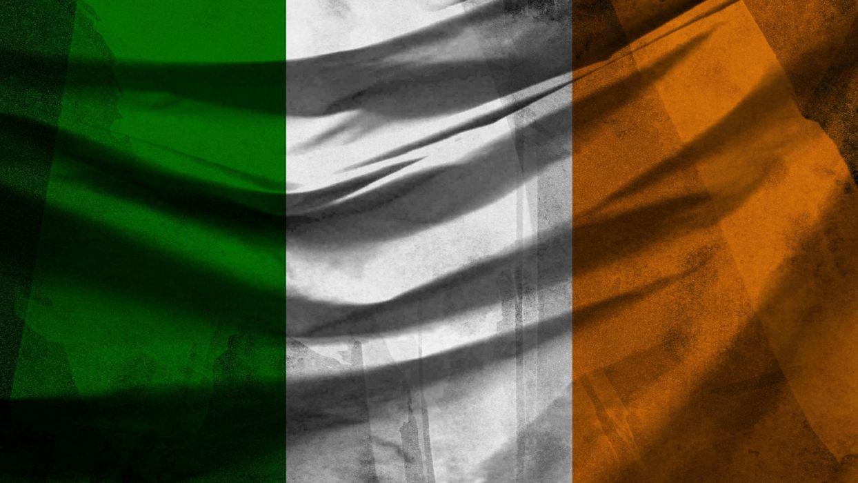 Ireland Flags Wallpaper 1920x1080 194590 Wallpaperup