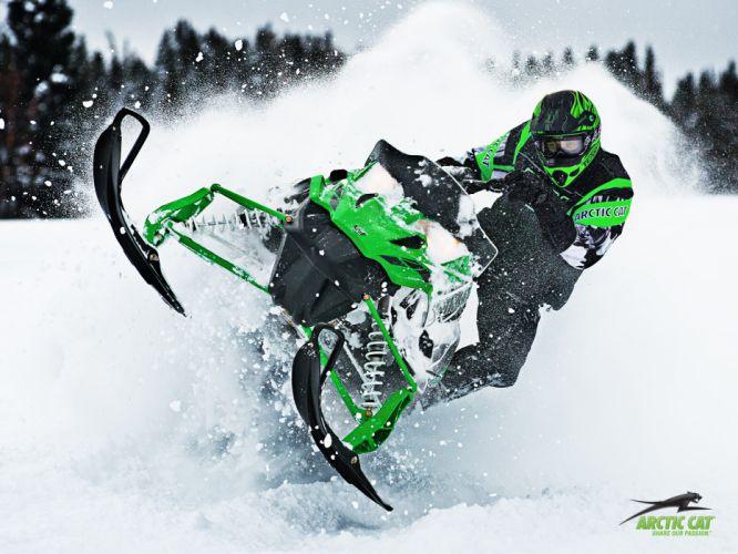 ARTIC-CAT XF1100 Turbo Sno Pro snowmobile winter artic cat d wallpaper
