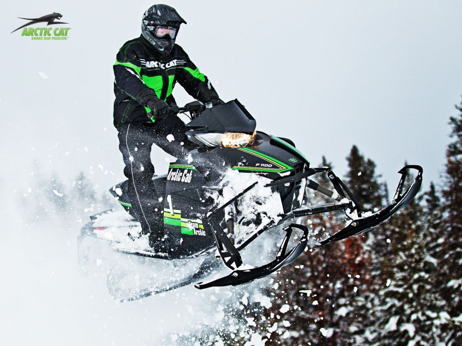 ARTIC-CAT XF1100 Turbo Sno Pro snowmobile winter artic cat   f wallpaper