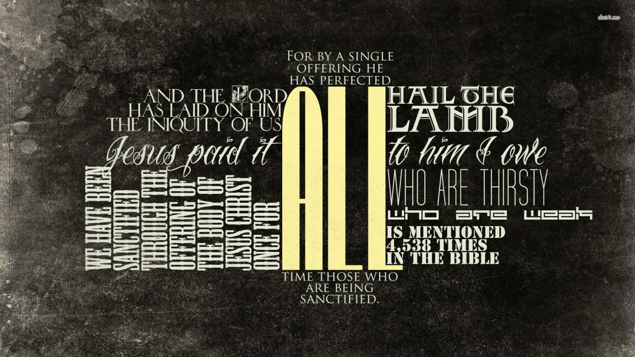 BIBLE-VERSES religion quote text poster bible verses   fo wallpaper