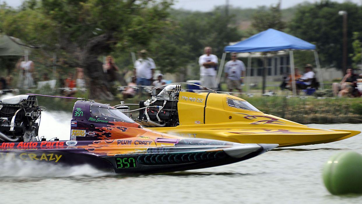 DRAG-BOAT race racing ship hot rod rods drag   y wallpaper