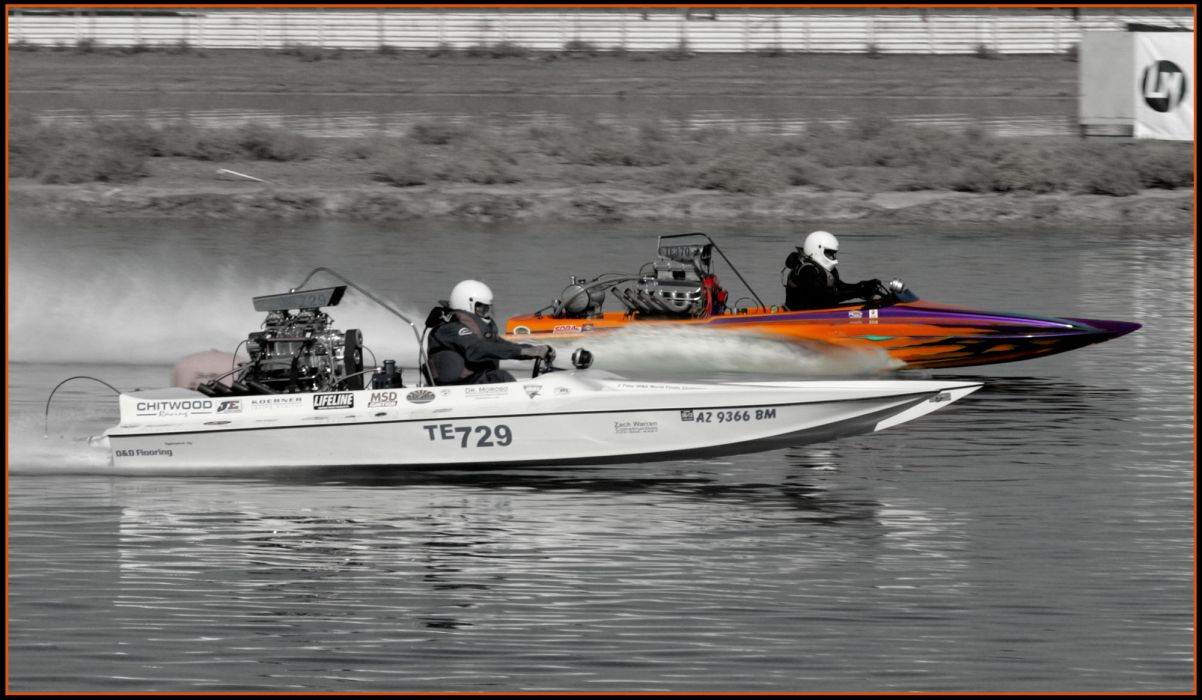 DRAG-BOAT race racing ship hot rod rods drag engine      g wallpaper
