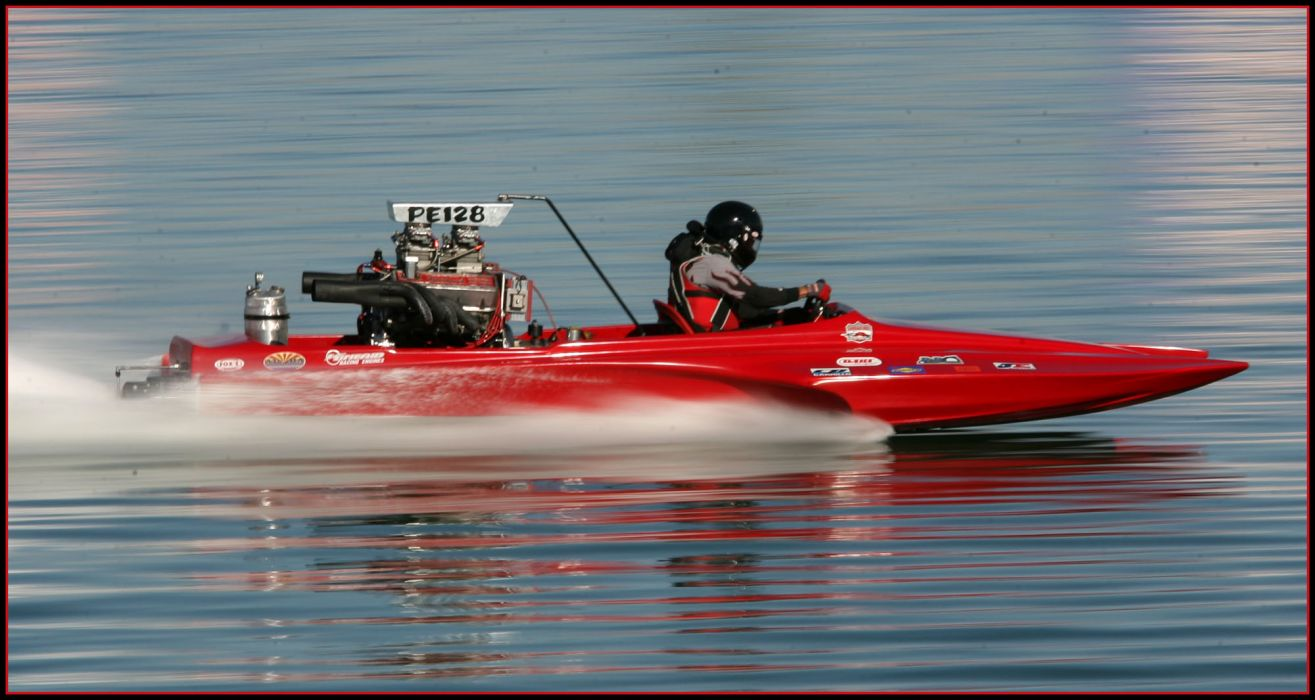 DRAG-BOAT race racing ship hot rod rods drag engine    fw wallpaper