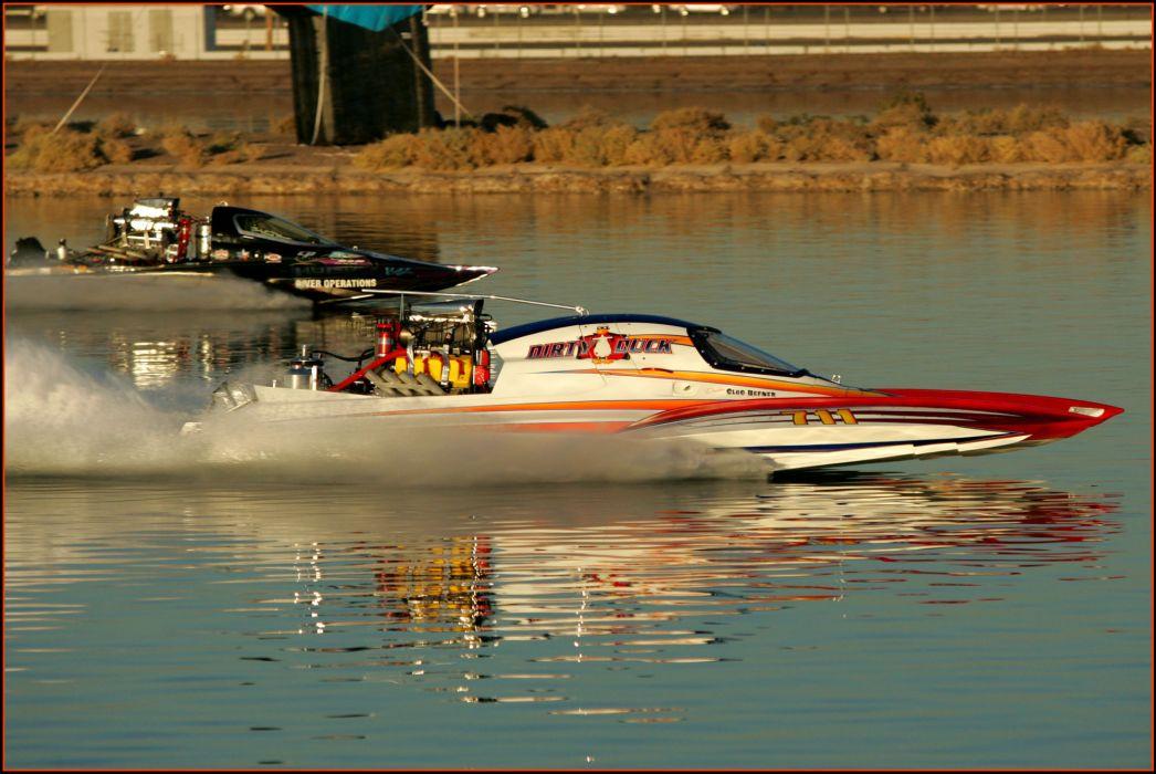 DRAG-BOAT race racing ship hot rod rods drag engine   g wallpaper