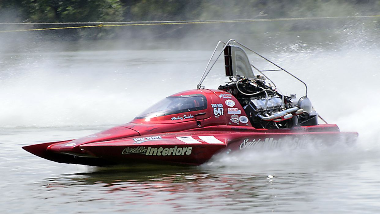 DRAG-BOAT race racing ship hot rod rods drag engine  f wallpaper