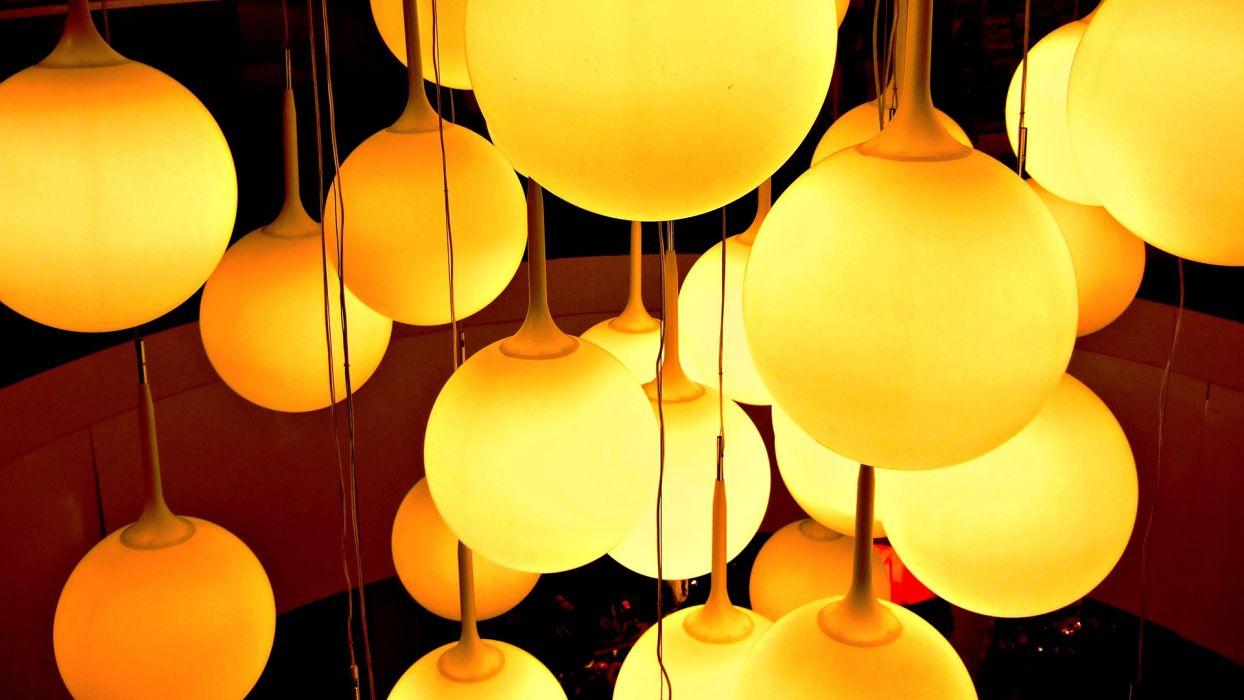 LAMP light lights design bokeh bulb    t wallpaper