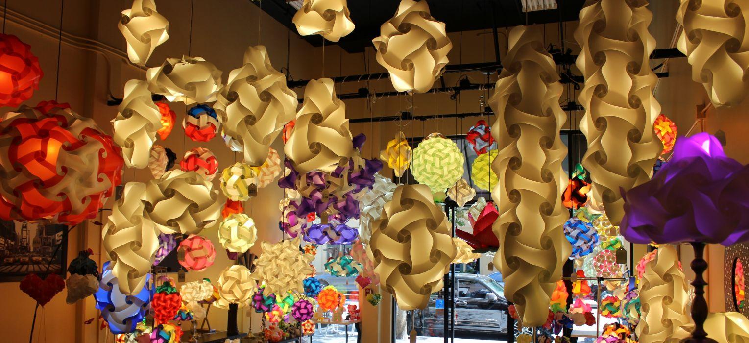 LAMP light lights design bokeh bulb psychedelic         f_JPG wallpaper