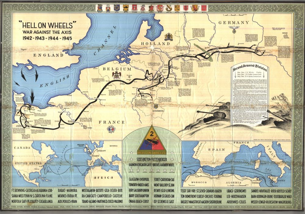 MAP WWll military war  fk wallpaper