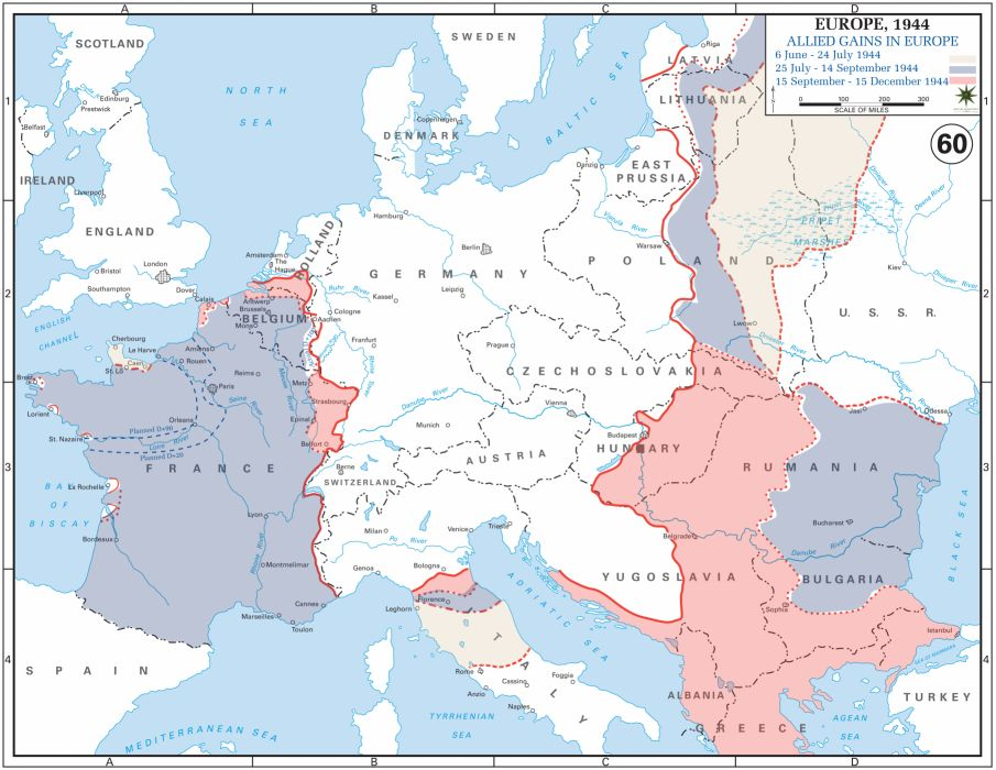 MAP WWll military war  fw wallpaper