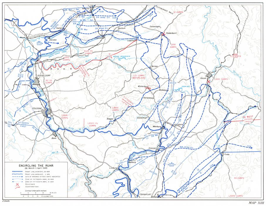 NAZI military poster map   de wallpaper