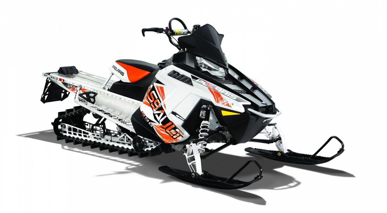 POLARIS RMK ASSAULT snowmobile winter sled snow    f wallpaper