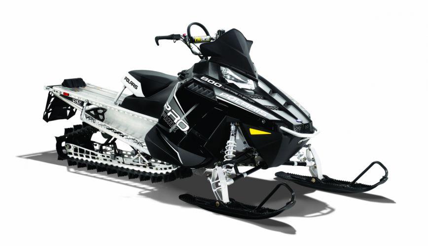 POLARIS RMK ASSAULT snowmobile winter sled snow fg wallpaper