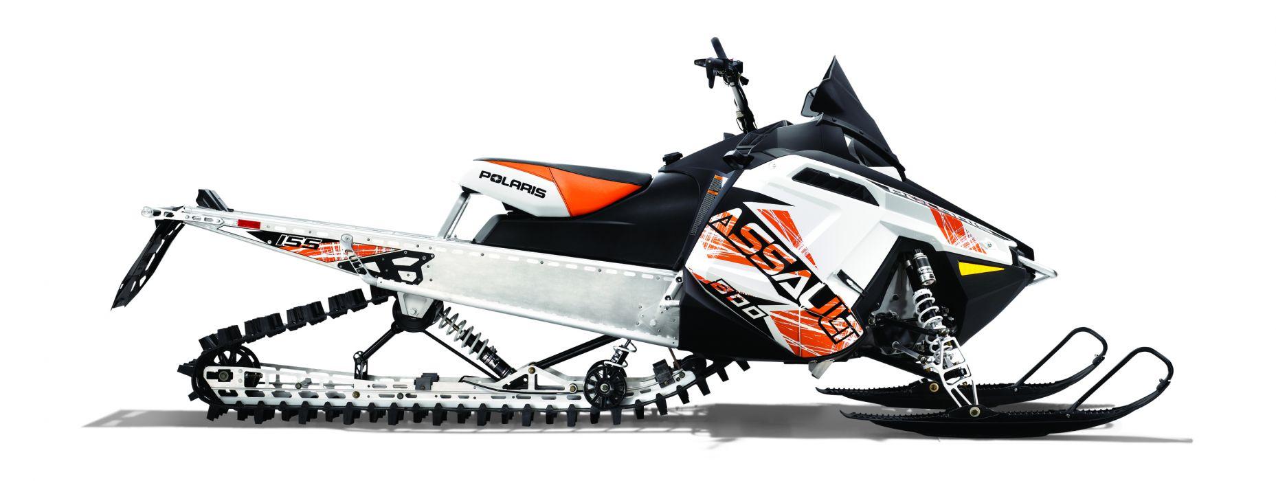 POLARIS RMK ASSAULT snowmobile winter sled snow   k wallpaper