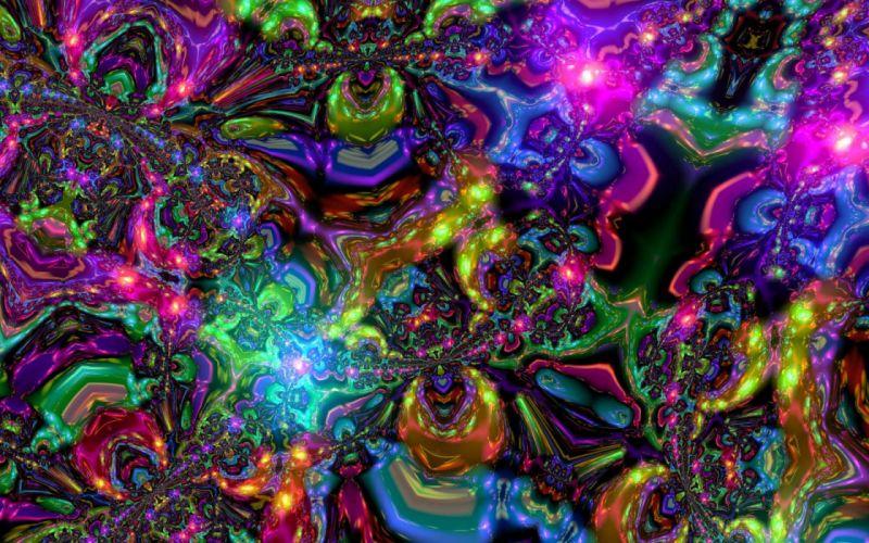 psychedelic bokeh g wallpaper
