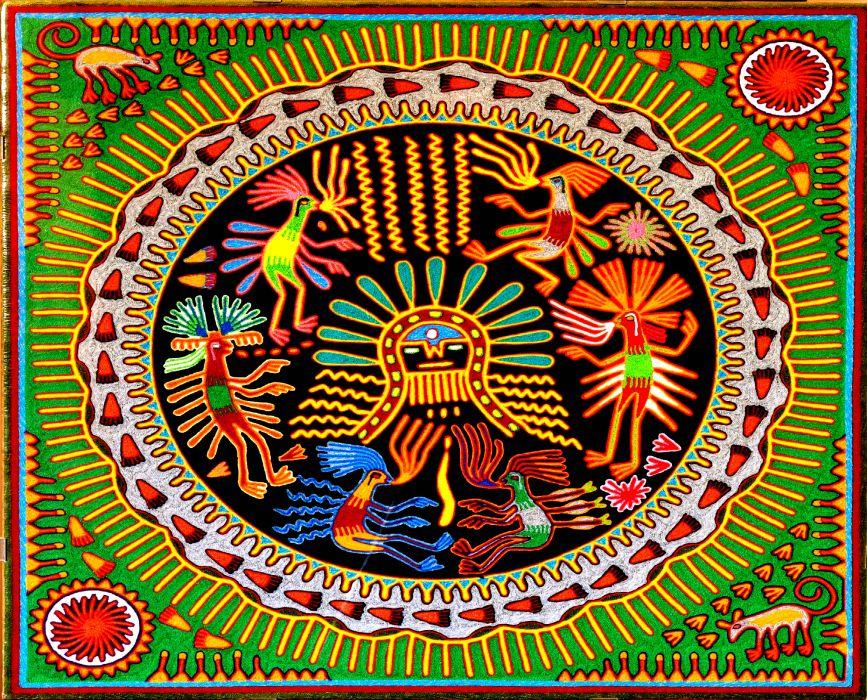 psychedelic bokeh    g4 wallpaper