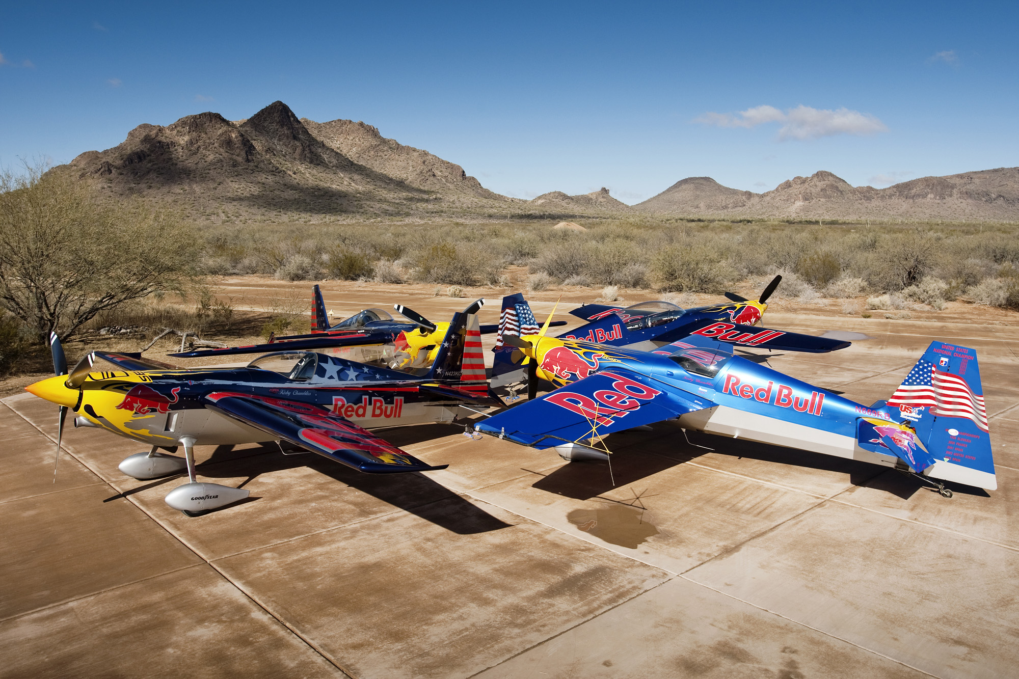 racing planes and air races