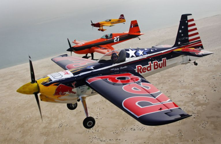 RED-BULL-AIR-RACE airplane plane race racing red bull aircraft e wallpaper