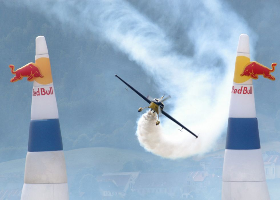 RED-BULL-AIR-RACE airplane plane race racing red bull aircraft   fs wallpaper
