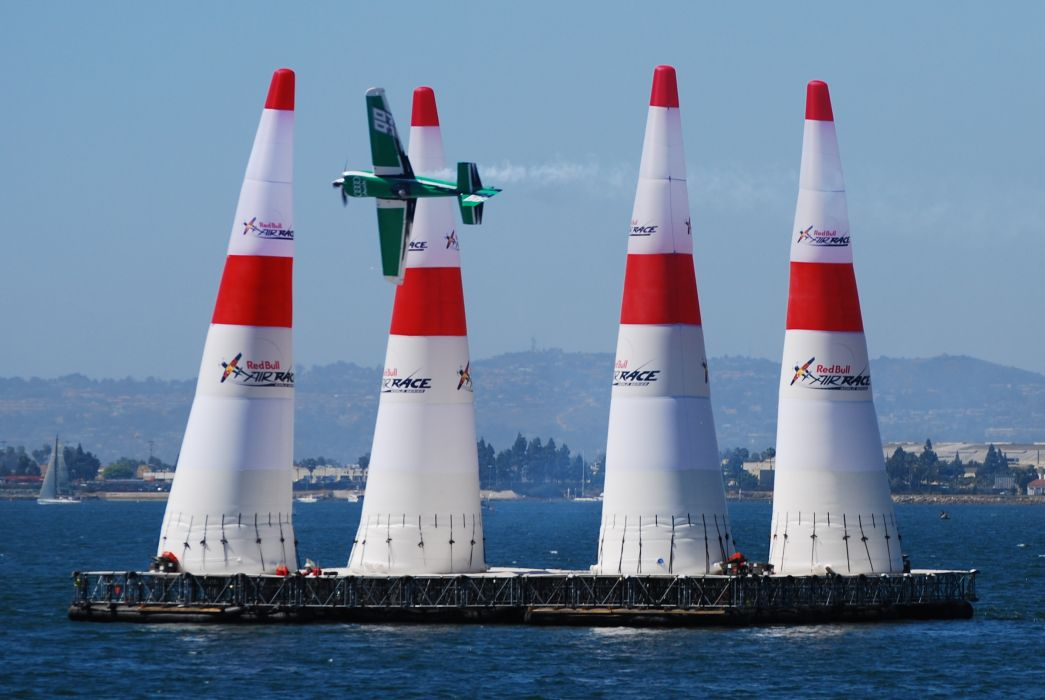 RED-BULL-AIR-RACE airplane plane race racing red bull aircraft   t wallpaper
