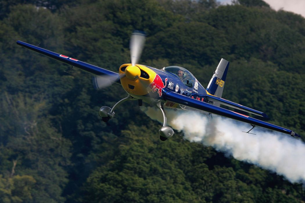 RED-BULL-AIR-RACE airplane plane race racing red bull aircraft   h wallpaper