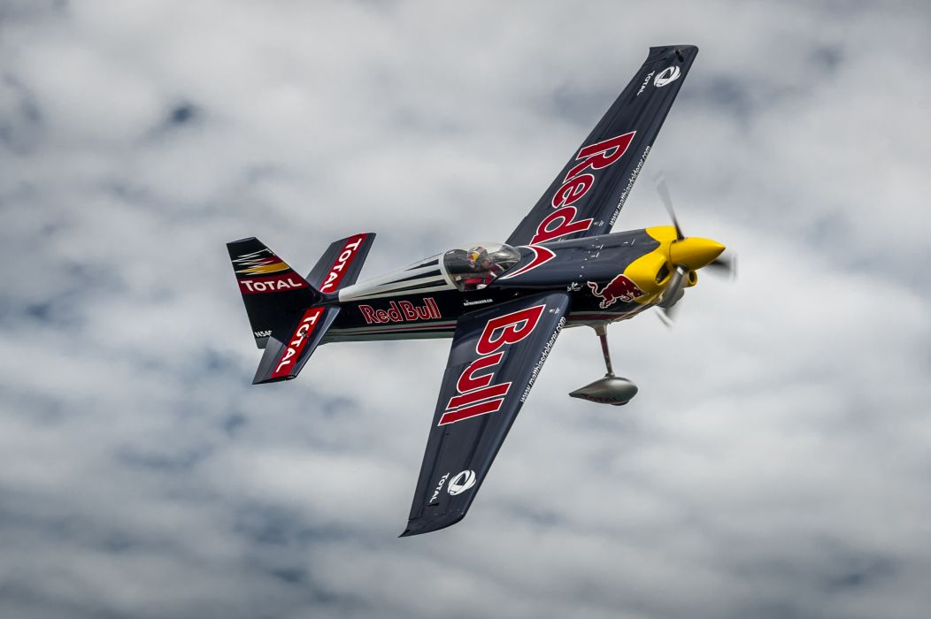RED-BULL-AIR-RACE airplane plane race racing red bull aircraft   nv wallpaper